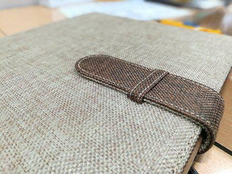 Folder, Burlap, Ecological