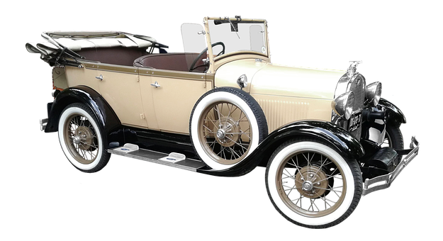 Ford, Cabriolet, Oldtimer, Automotive, Auto, Vehicle