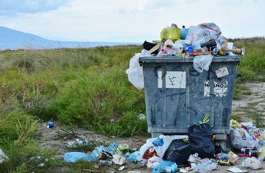 Garbage, Waste Container, Waste, Waste Bins
