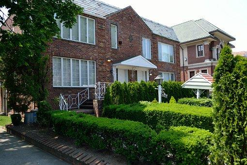 Queens, New York City, Home, Residential, Garden