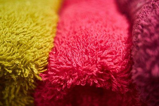 Towel, Cotton, Soft, Kurlamak, Wet, Dry, Beautiful