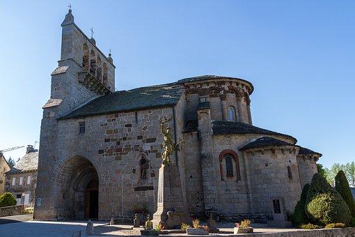 Church, Sky, Religious Monuments