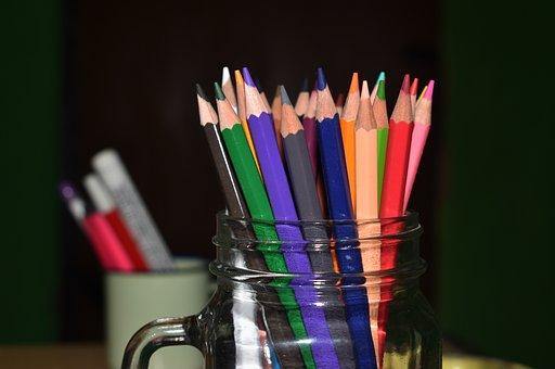 Color, Pencil, Drawing, Colored Pencils, Education