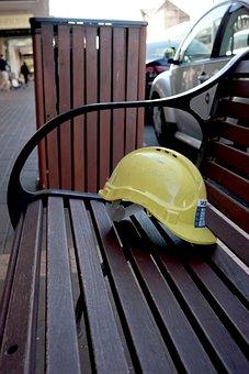 Hard Hat, Hat, Safety, Hard, Helmet, Industry