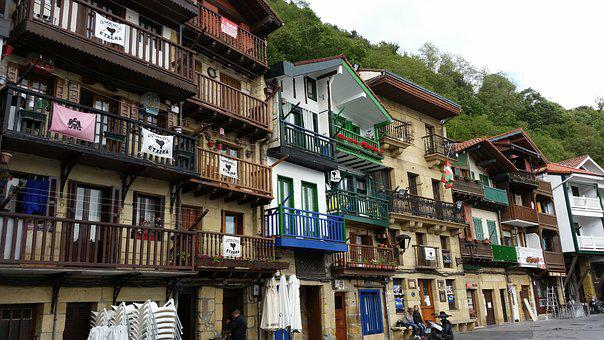 Spain, Basque Country, House