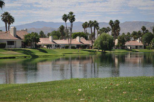 La Quinta Club House, Mission Hills Country Club