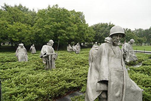 War, Soldiers, Korea, Military, Combat, Attack