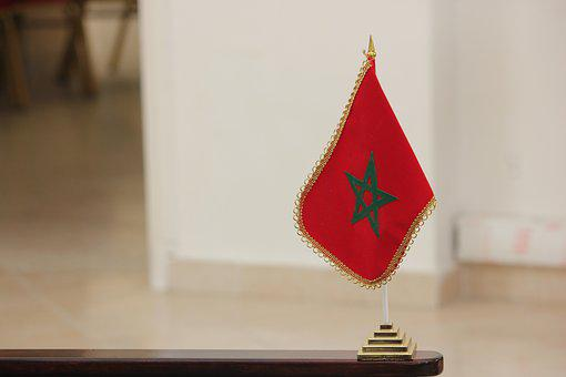 Flag, Morocco, Country, National, Design, Nation