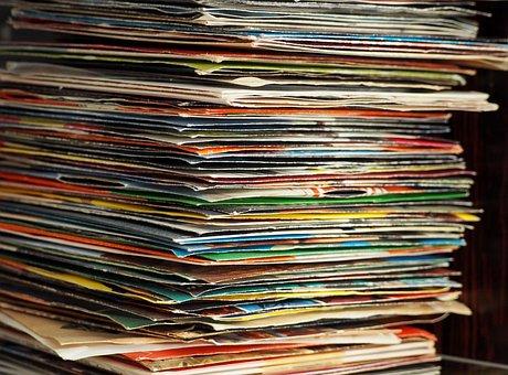 Slabs, Single, Music, Mix, Analog, Hang Up, Vinyl