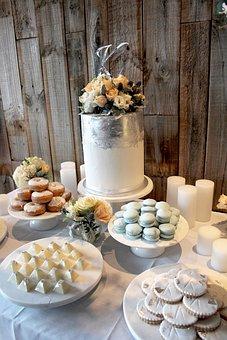 Cake, Food, Celebration, Sweet, Dessert, White