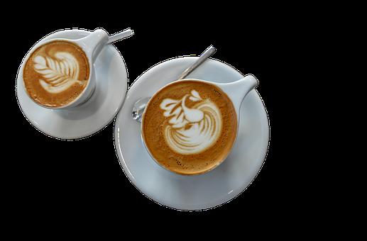 Coffee, Coffee Mugs, Cappuccino, Cup, Caffeine, Cafe