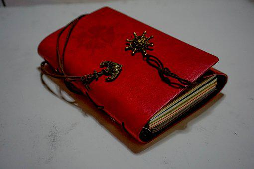 Destinations, Wheel, Red, Book, Travel, Trip, Journey