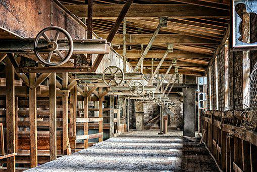 Factory, Industry, Lost Places, Building, Pforphoto