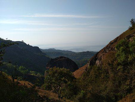 Olandscape, Gunung, Indonesia, Mountain, Java