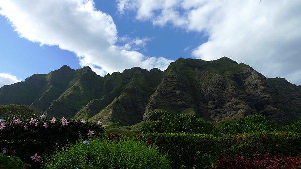 Hawaii, Landscape, Nature