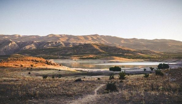 Turkey, Mountain, Taylor, Landscape, Nature, Reflection