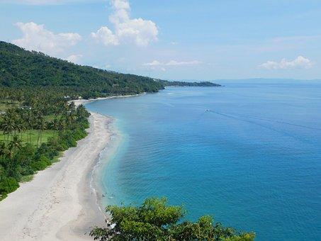 Panorama, Beauty Beach, Sea, Nature, Landscape, Ocean