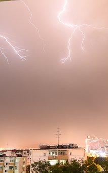 Lighting, Flash Lighting, Thunderstorms