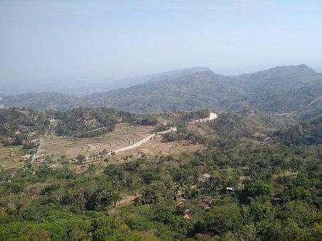 Indonesia, Landscape, Wonderful, Travel, Asia, Mountain