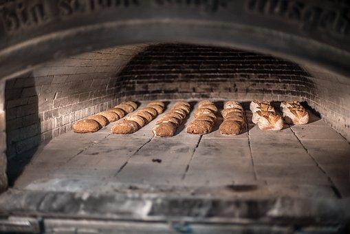 Bread, Stone Oven, Oven, Bake, Bio, Bread Oven, Wood