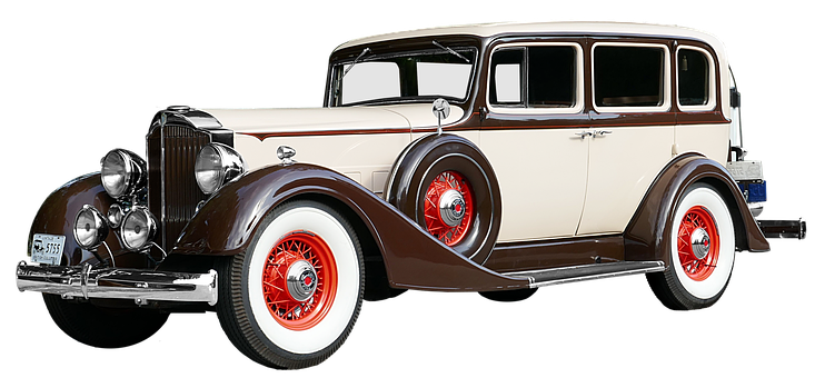 Packard Sedan, 1934, Exempted And Edited, Auto