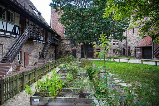 Maulbronn, Leicester Abbey, Middle Ages