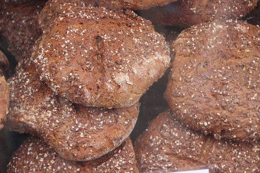 Bread, Loaves Of Bread, Multigrain Bread, Baked Goods