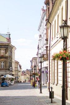 Old Town, Trip, Poland