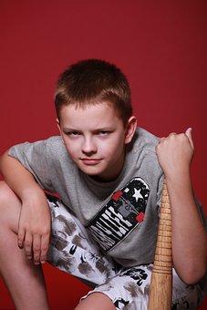 Boy, Teen, Schoolboy, Dangerous, Steep, Bully