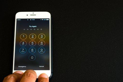 Iphone, New, Smartphone, Phone, White, Background, Plus