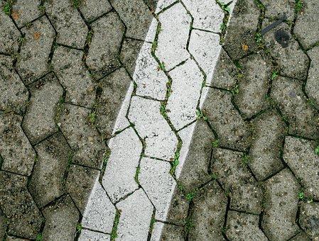 Road, Stones, Patch, Paving Stones, Texture, Ground