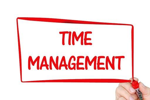 Time Management, Business, Deadline, Success