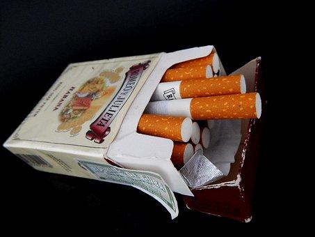 Cigarettes, Smoking, Smoke, Match, Tobacco, Cigar