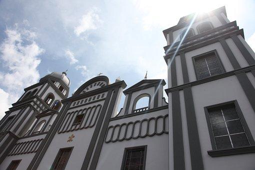 Basilica, Suyapa, Honduras, Faith, Catholic, Religion