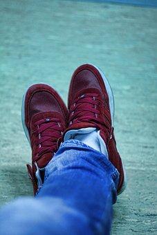 Shoes, Footwear, Sports Shoes, Fashion, Feet, Legs