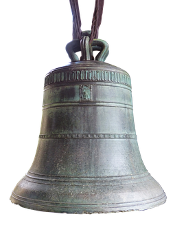 Bell, Bronze, Old, Ring, Close, Decorated, Church