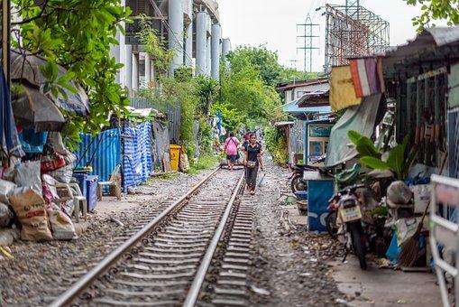 Bangkok, Thailand, City, Travel, Asia, Urban