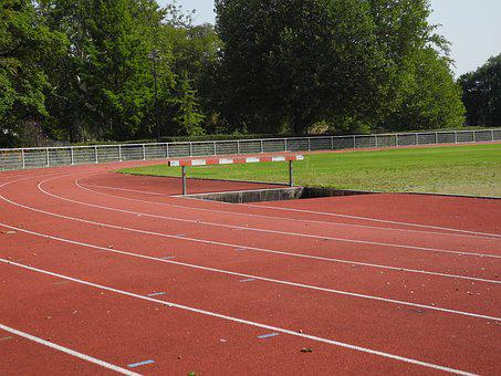 Sport, Athletics, Steeplechase, Hedge, Corridors