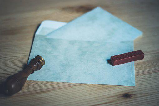 Letters, Envelope, Post, Leave, Message, Paper