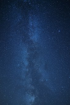 Milky Way, Star, Starry Sky, Cosmos, Evening, Space