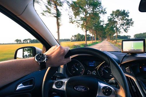 Driving, Car, Navigation, Speed, Car Driving, Road