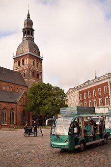 Cathedral, Old Town, Old, Town, Architecture, Church