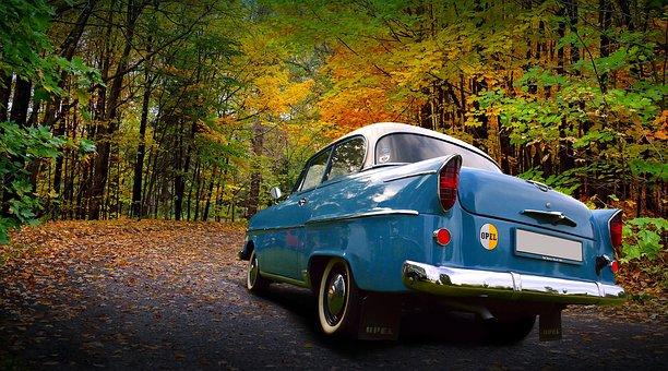 Oldtimer, Car, Vintage Vehicles, Old Car, Old, Auto