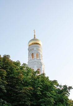 Belfry, Church, Orthodoxy, Temple, Architecture