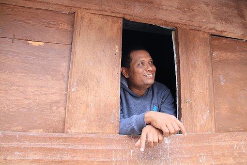 Batak, People, Man, Sumatra, Indonesia, Asia, Samosir
