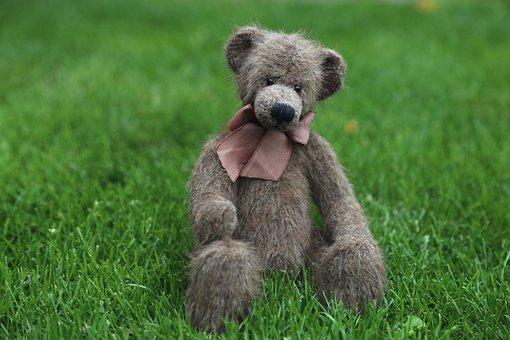 Teddy, Plush, Bears, Cute, Toys, Soft Toy, Teddy Bear