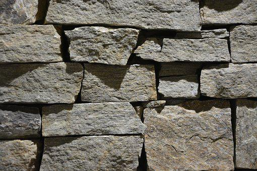 Stacked Stone, Wall Stones, Pretty Stones, Forms