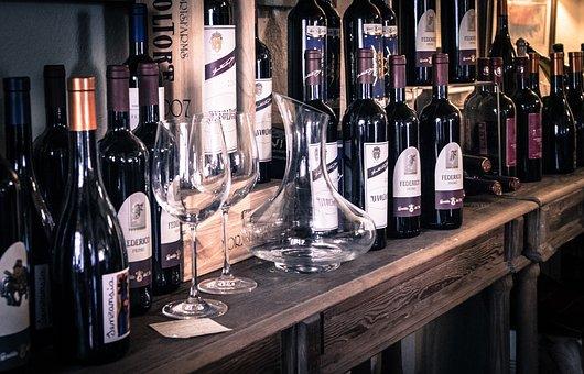 Wine, Shop, Winery, Restaurant, Design, Drink, Bar