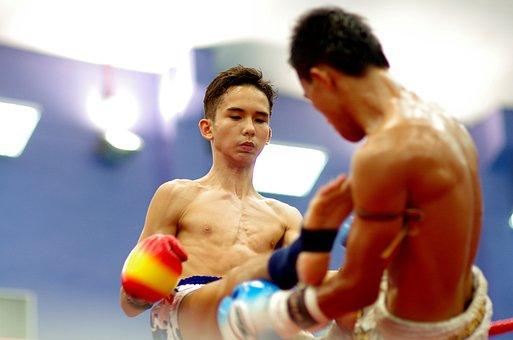Muaythai, Sports, Competition, Amateur, Thai, Fight