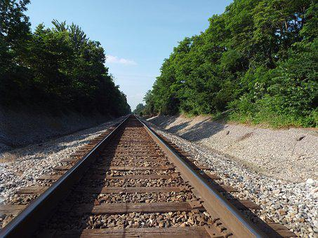 Train, Railroad, Steel, Track, Industrial, Delivery